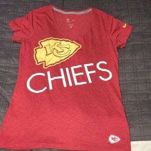KC Chiefs Nike T-shirt